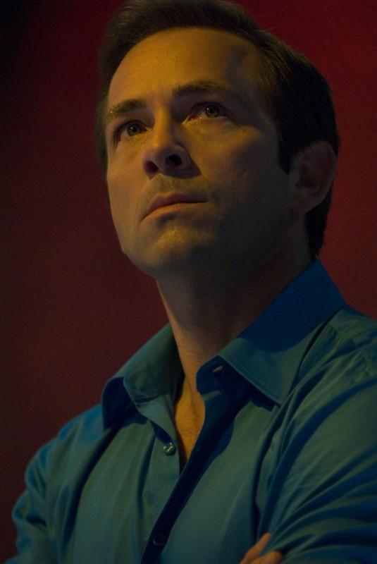 Matthew Bennett nell'episodio 'Daybreak: Part 2', finale della serie Battlestar Galactica