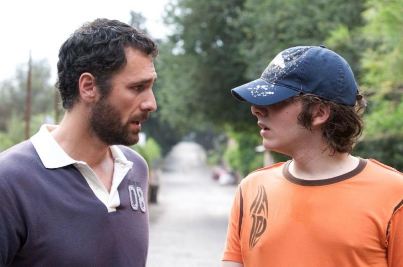 Raoul Bova e Alessandro Sperduti in un'immagine del film Sbirri