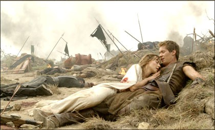 Una scena dell'episodio 'Revenant' della prima stagione della serie tv Legend of the Seeker