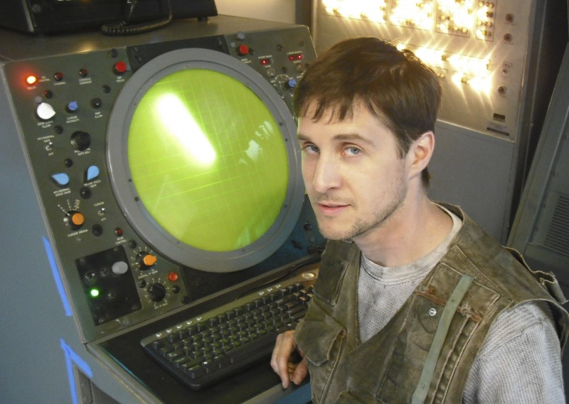 Yuri Lowenthal nell'episodio Last Voyage of the Jimmy Carter di The Sarah Connor Chronicles