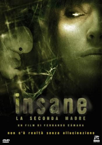 La copertina di Insane (dvd)
