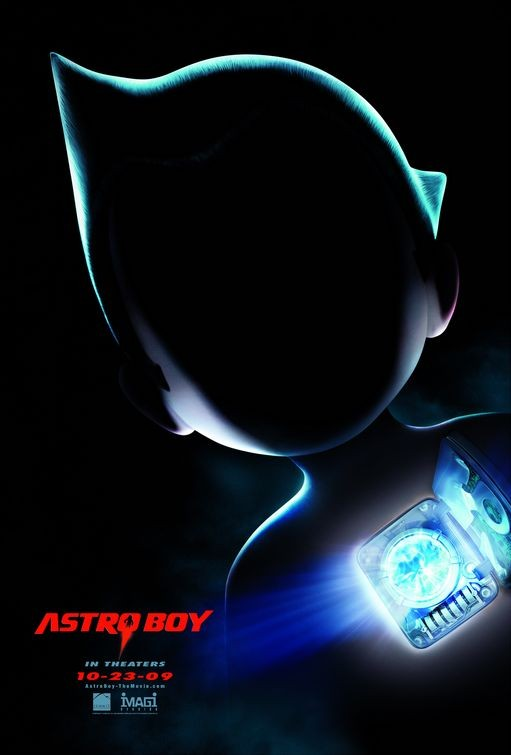 La locandina di Astro Boy