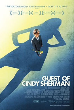 La locandina di Guest of Cindy Sherman