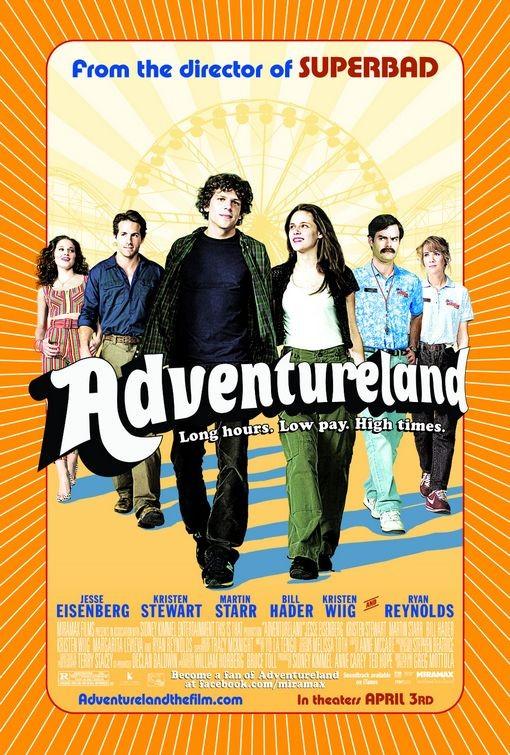 Nuovo poster per Adventureland