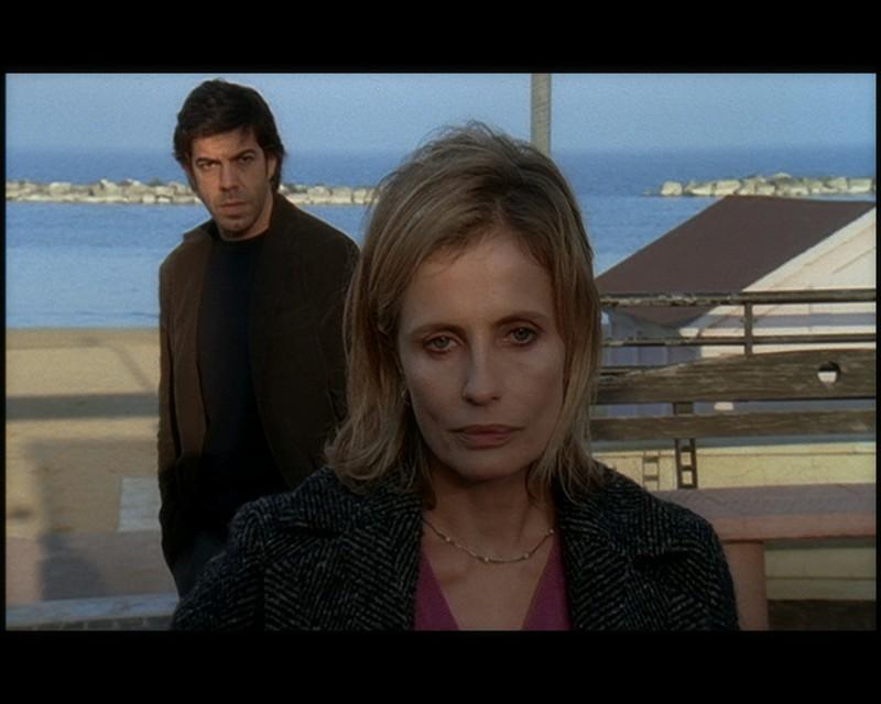 Pierfrancesco Favino e Isabella Ferrari in Liberi di Giocare