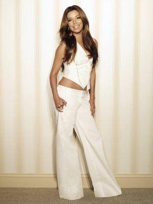 Desperate Housewives: Eva Longoria è Gabrielle Solis in una foto promozionale della quinta stagione della serie televisiva.
