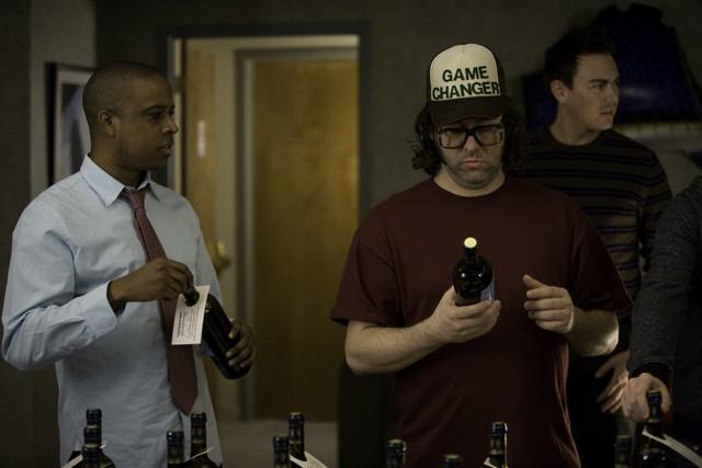 Judah Friedlander nell'episodio Cutbacks di 30 Rock