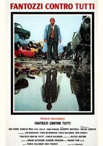 La copertina di Fantozzi contro tutti (dvd)