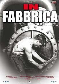 La copertina di In Fabbrica (dvd)