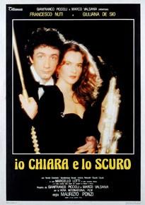 La copertina di Io Chiara e lo scuro (dvd)