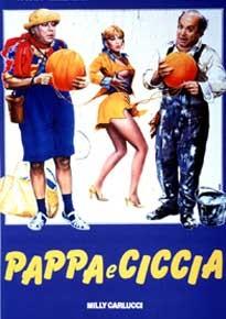 La copertina di Pappa e Ciccia (dvd)