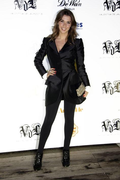 La giovane attrice Martina Pinto