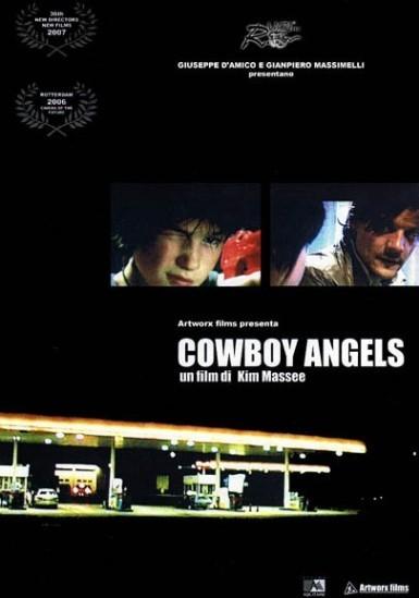 La locandina di Cowboy Angels