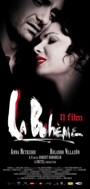 La locandina di La Bohème - il film
