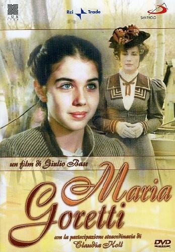 La locandina di Maria Goretti