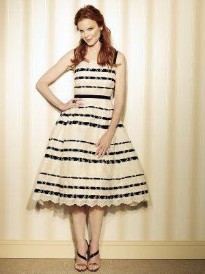 Marcia Cross è Bree Van De Kamp in una immagine promo della quinta stagione di Desperate Housewives
