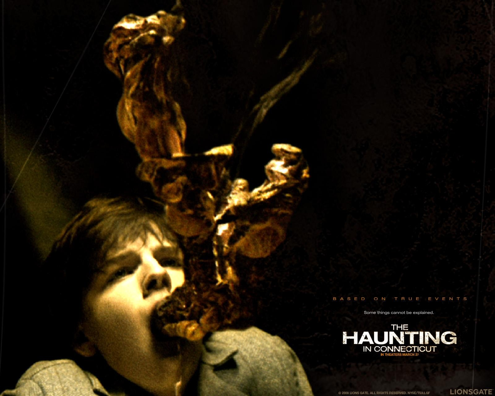 Un wallpaper del film The Haunting in Connecticut