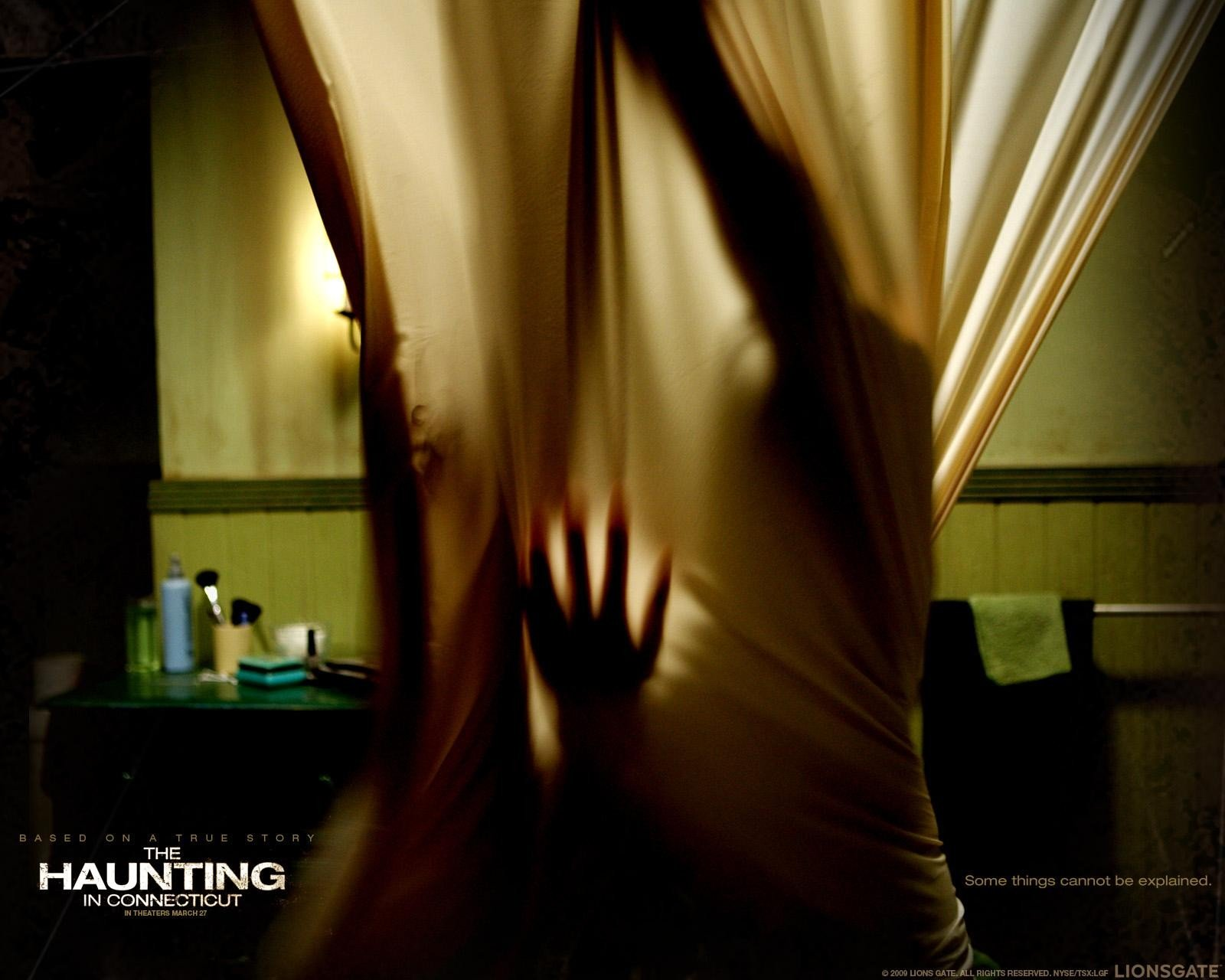 Un wallpaper di The Haunting in Connecticut