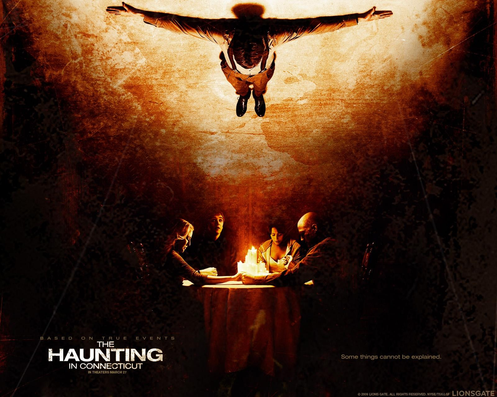 Wallpaper del film The Haunting in Connecticut
