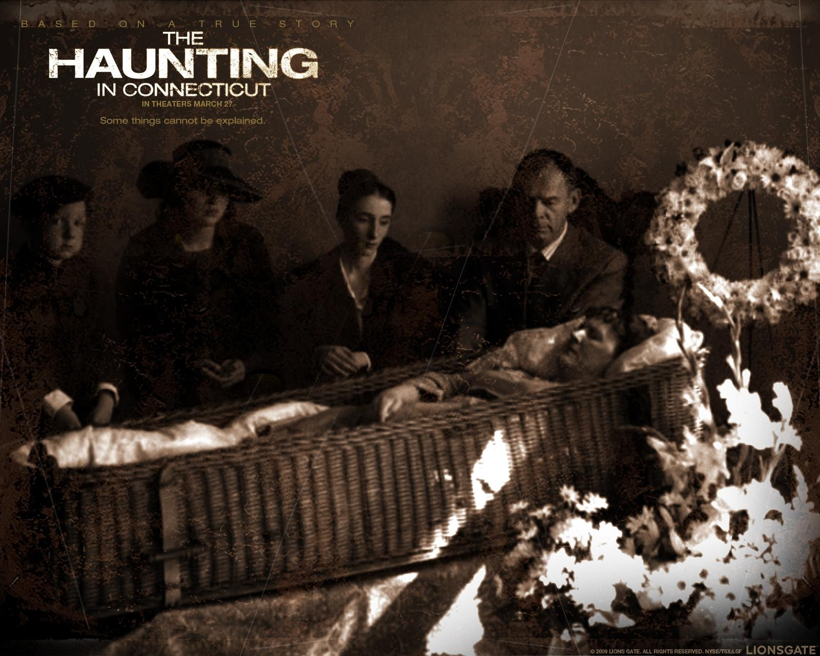 Wallpaper di The Haunting in Connecticut