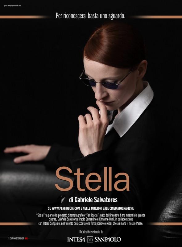 Il poster del corto 'Stella' di Gabriele Salvatores per il progetto PerFiducia