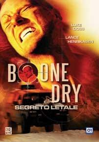 La copertina di Bone Dry (dvd)
