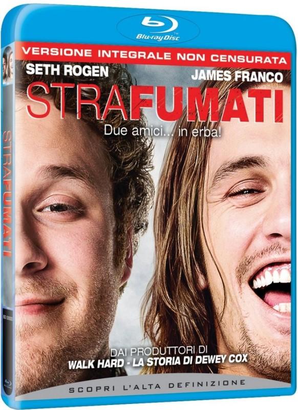 La copertina di Strafumati (blu-ray)