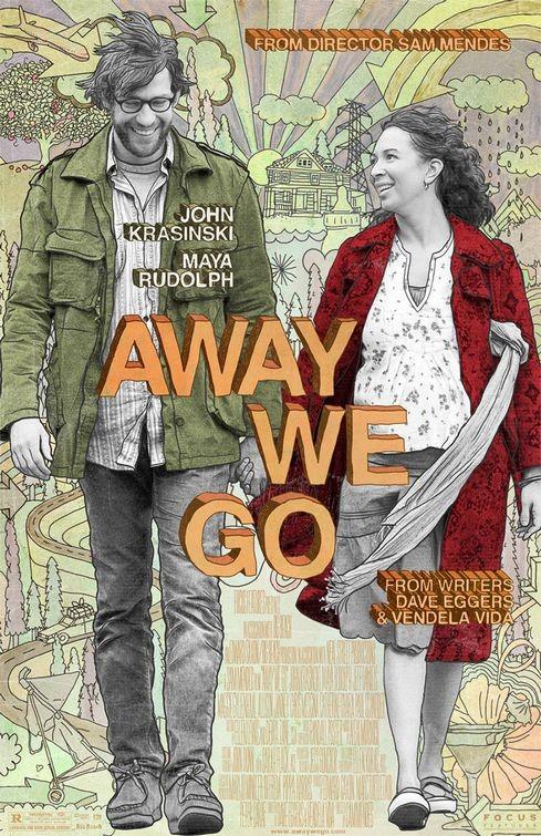 La locandina di Away We Go