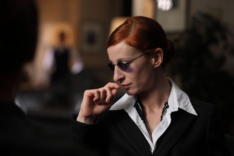 Roberta Rovelli nel corto 'Stella' di Gabriele Salvatores, parte del progetto PerFiducia