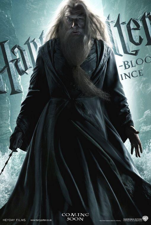 Character Poster per Harry Potter e il principe mezzosangue - Albus Dumbledore