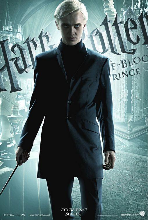 Character Poster per Harry Potter e il principe mezzosangue - Draco Malfoy