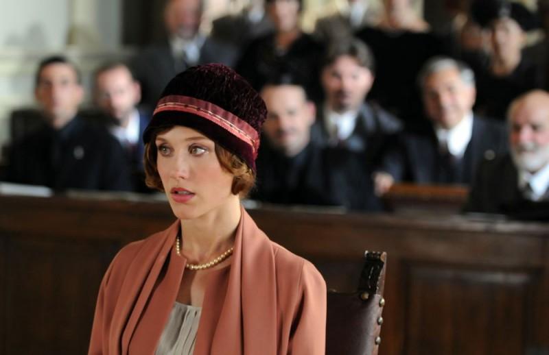Gabriella Pession è una delle due protagoniste femminili del film tv Lo smemorato di Collegno