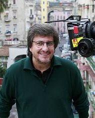 Il regista Maurizio Zaccaro