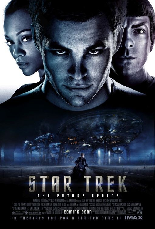 International Poster per Star Trek - 1