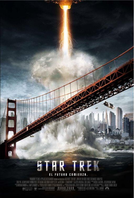 International Poster per Star Trek - 2