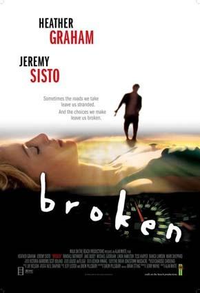 La locandina di Broken