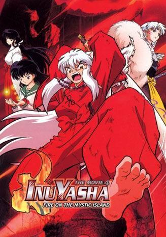 La locandina di Inuyasha the Movie 4