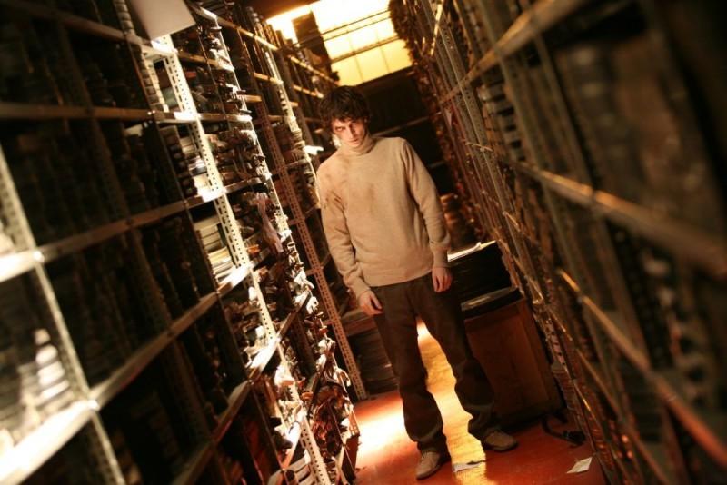 Lorenzo Pedrotti è Sebastiano nel film Imago Mortis