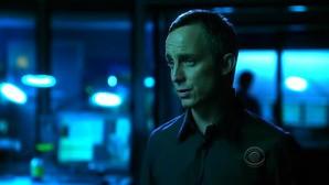 Wallace Langham in una scena dell'episodio 'Turn, Turn, Turn' della nona stagione di CSI - Las Vegas