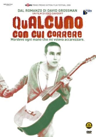 La copertina di Qualcuno con cui correre (dvd)
