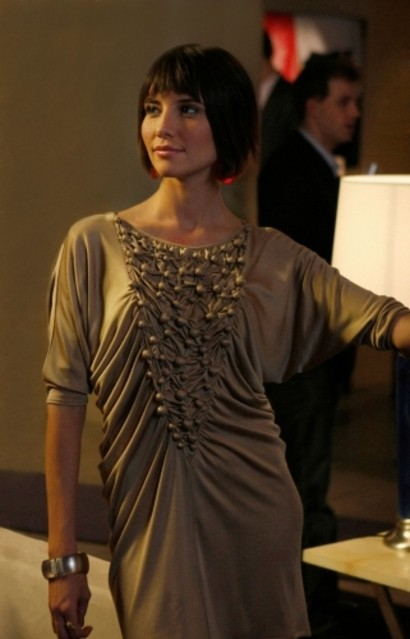 Tamara Feldman nel ruolo di Poppy nell'episodio 'Remains of the J' della serie tv Gossip Girl