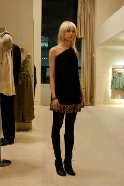 Taylorn Momsen è la piccola Jenny nell'episodio 'Remains of the J' della serie tv Gossip Girl