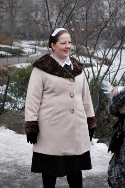 Zuzanna Szadkowski nel ruolo della fedele Dorota nell'episodio 'Remains of the J' della serie tv Gossip Girl