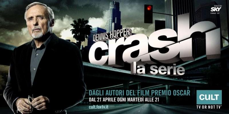 Immagine promozionale per la messa in onda italiana di Crash