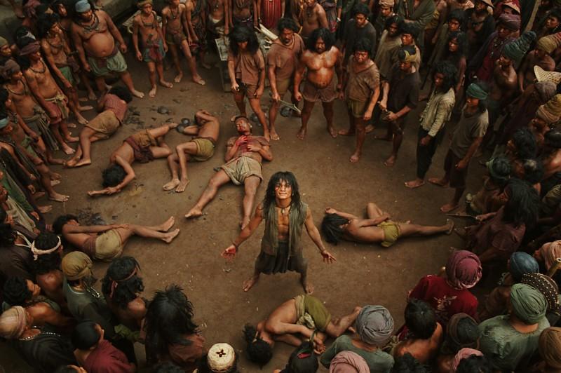 Immagine tratta da Ong Bak 2, presentato al Far East Film Festival 2009