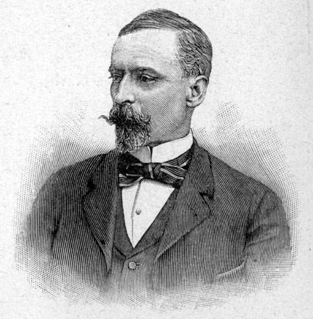 Lo scrittore Henryk Sienkiewicz