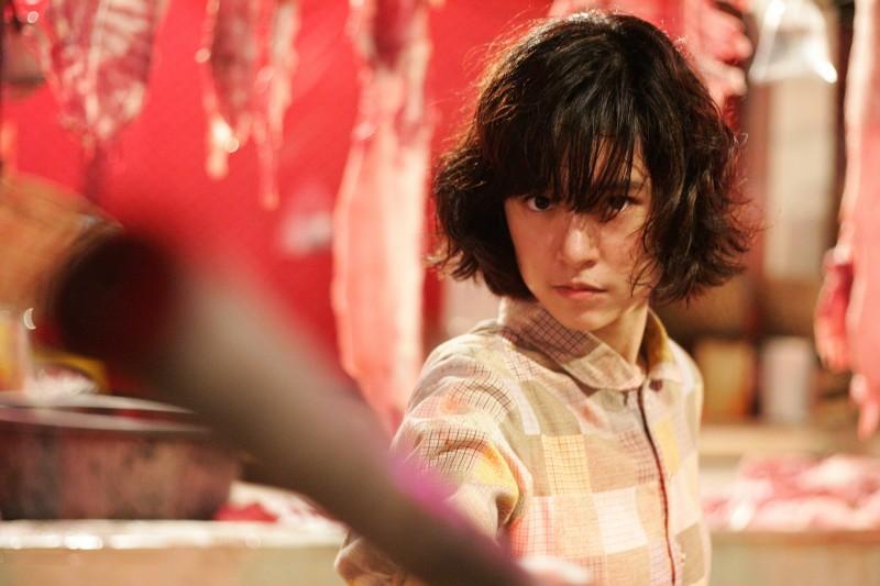 Sequenza del film Chocolate, presentato al Far East Film Festival 2009