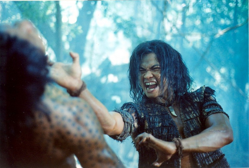 Sequenza del film Ong Bak 2, presentato in anteprima al Far East Film Festival 2009