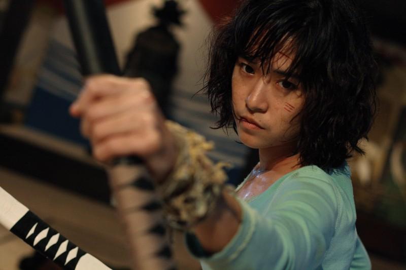Una immagine del film Chocolate, presentato al Far East Film Festival 2009