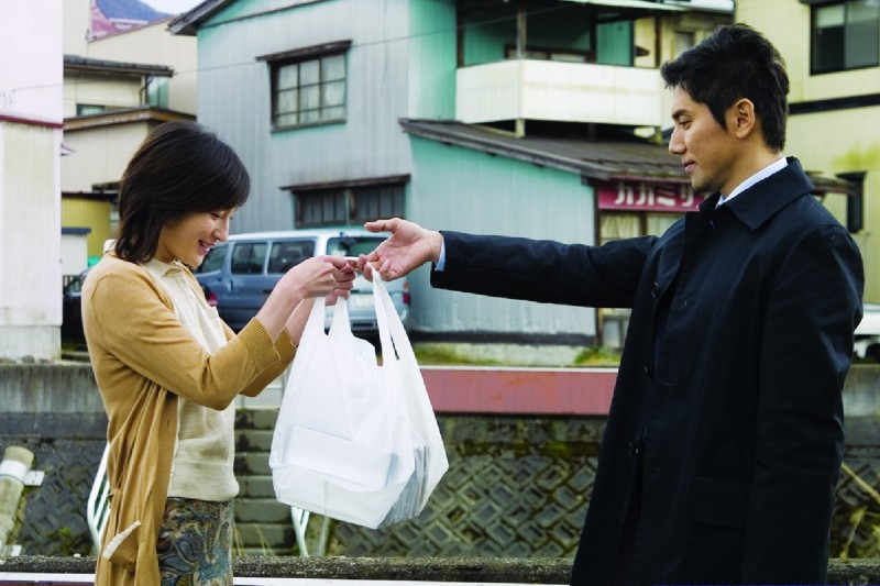 Una scena del film Departures, in anteprima al Far East Film Festival 2009